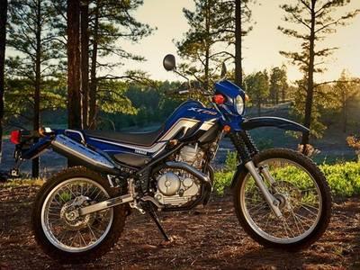 2017 Yamaha XT250 1