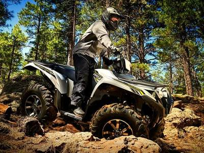 2017 Yamaha Grizzly EPS SE Base | RideNow on Rancho | Las