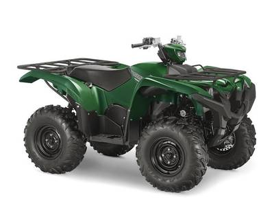 RPMWired.com car search / 2017 Yamaha Grizzly EPS Hunter Green