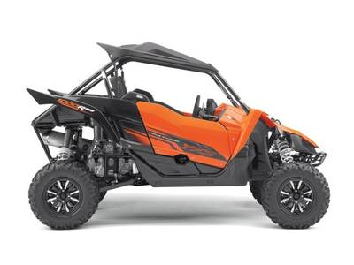 2017 Yamaha YXZ1000R SS Blaze Orange Black for sale 73089