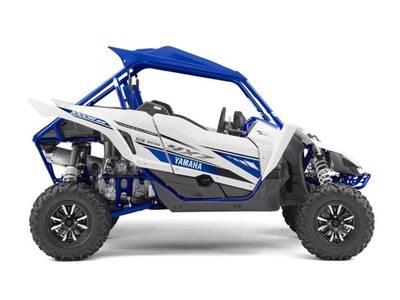2017 Yamaha YXZ1000R SS Team Yamaha Blue for sale 71360
