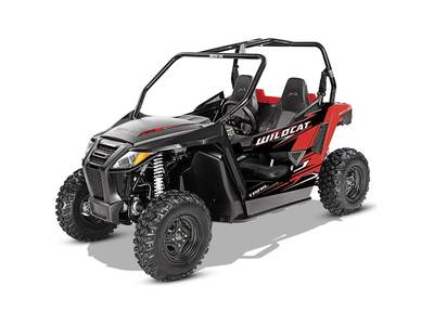 RPMWired.com car search / 2017 Arctic Cat Wildcat Trail