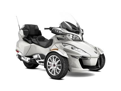 2017 Can-Am ATV Spyder® RT Limited 6-Speed Semi-Automatic (SE6)