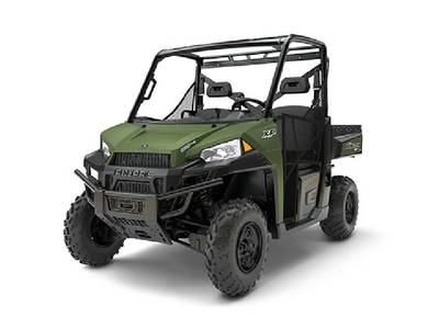 2017 Polaris RANGER-XP-900-Sage-Green