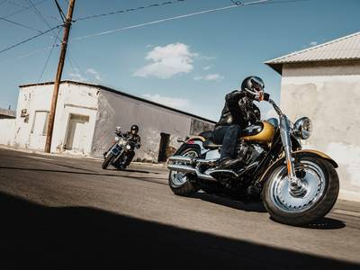 Used Harley-Davidson® Softail® Fat Boy® Motorcycles For
