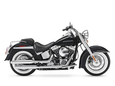 RPMWired.com car search / 2017 Harley Davidson FLSTN - Softail Deluxe