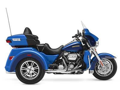 RPMWired.com car search / 2017 Harley Davidson FLHTCUTG - Tri Glide Ultra
