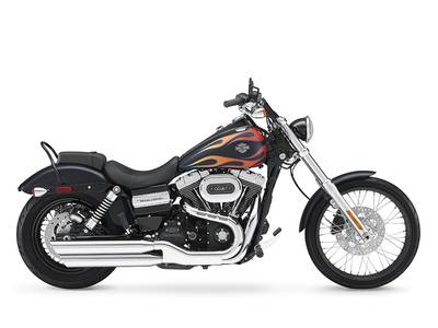 2017 FXDWG - Wide Glide