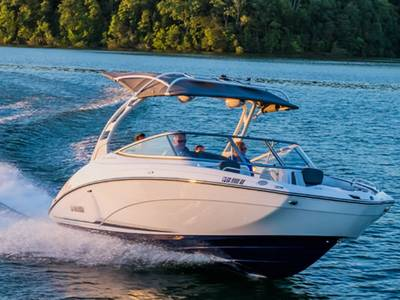 For Sale: 2017 Yamaha 242 Limited S E-series ft<br/>DeWildt Yamaha