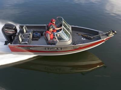 For Sale: 2017 Lund Impact 1775 Sport ft<br/>Bay Marine