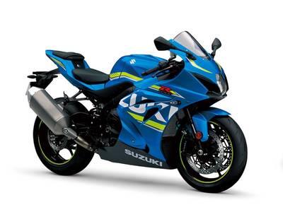 2017 Suzuki GSX-R1000 ABS