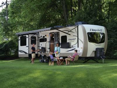 Forest River Travel Trailers For Sale In Tracy Near