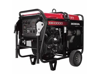 2017 Honda Power EB10000 Mandan North Dakota