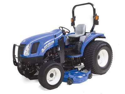 New Holland Tractors Modern Farm Equipment Sauk Centre