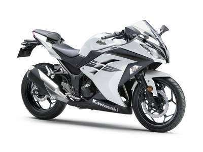 2017 Kawasaki Ninja 300 | 1 of 1
