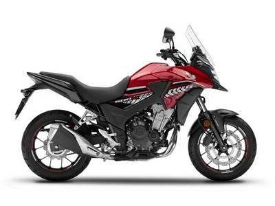 2017 Honda CB500X ABS 1