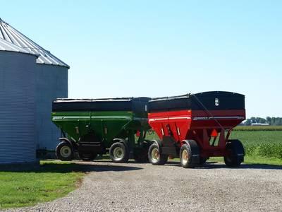 Comparemodels | Troxel Equipment | Bluffton Indiana