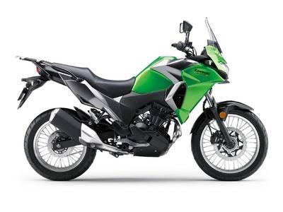 2017 Kawasaki Versys -X 300 1