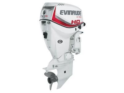 2017 Evinrude E Tec 90 H O E90hgx Trenton Ontario