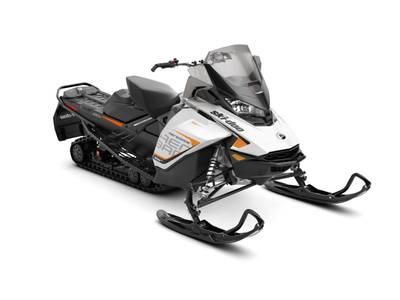 2018 Ski Doo Renegade® Adrenaline Ripsaw 1.25 Rotax® 850 E-TEC® REV Gen4 White & Black