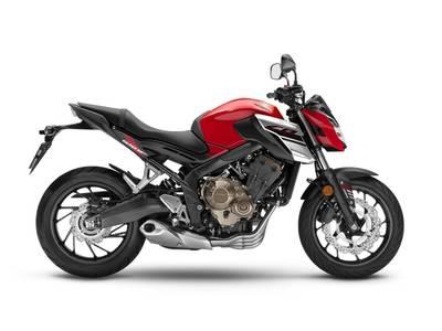 2018 Honda® CB650F