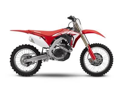 2018 Honda® CRF®450R   1 of 1