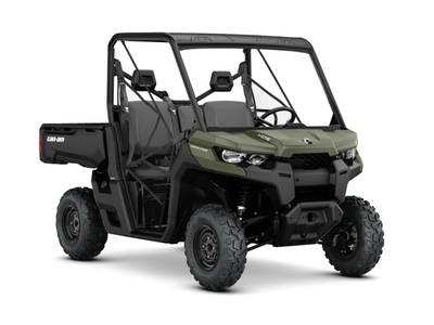 New  2018 Can-Am® Defender HD5 Golf Cart / Utility in Roseland, Louisiana