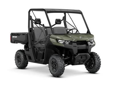 New  2018 Can-Am® Defender DPS HD5 Golf Cart / Utility in Roseland, Louisiana