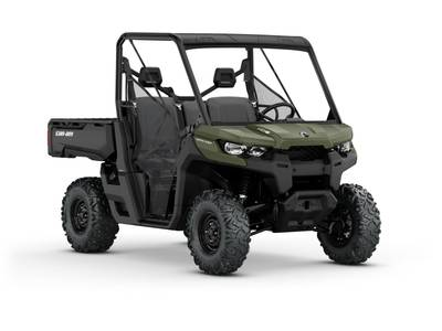 2018 Can-Am Defender HD8 Convenience Pack for sale 59605