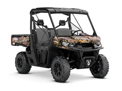 2018 Defender XT HD10 Mossy Oak Break-Up Country Camo