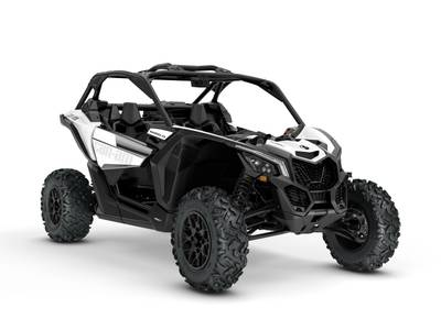 2018 Can-Am Maverick X3 Turbo White for sale 72980