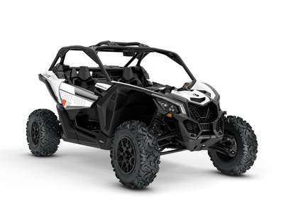 New  2018 Can-Am® Maverick X3 TURBO R Golf Cart / Utility in Houma, Louisiana