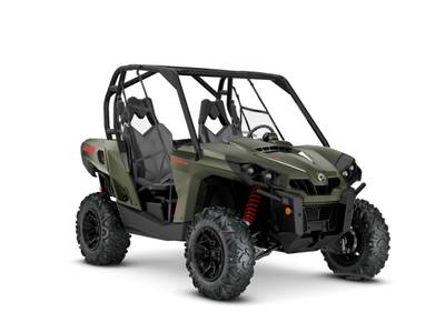 2018 Can-Am Commander DPS 1000R for sale 59217