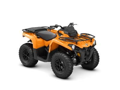 New  2018 Can-Am® Outlander DPS 570 ATV in Roseland, Louisiana