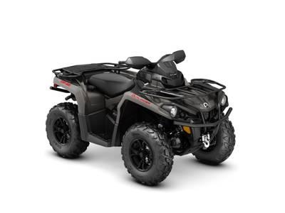 New  2018 Can-Am® Outlander XT 570 ATV in Roseland, Louisiana