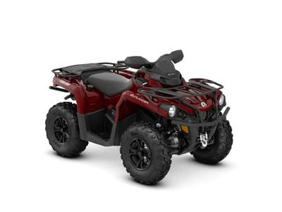 2018 Can-Am™ Outlander XT 570 1