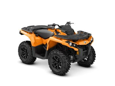 New  2018 Can-Am® Outlander DPS 850 ATV in Houma, Louisiana