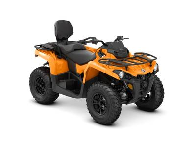 2018 Can-Am Outlander MAX DPS 450 for sale 59278