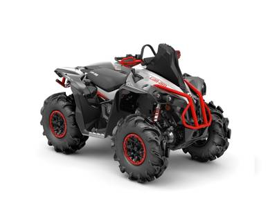 2018 Renegade X mr 570