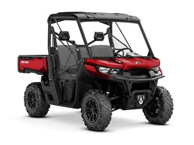 2018 Can-Am ATV Defender XT™ HD8 | 1 of 2