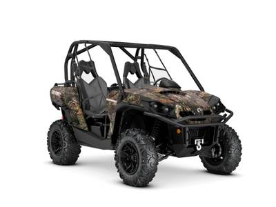 2018 Can-Am ATV Commander™ XT™ 800R Mossy Oak Break-up Country Camo