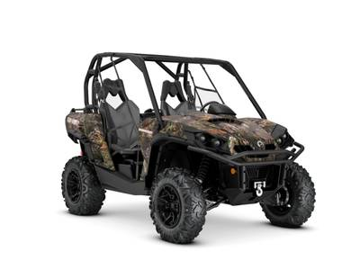 2018 Can-Am ATV Commander™ XT™ 1000R Mossy Oak Break-up Country Camo | 1 of 1