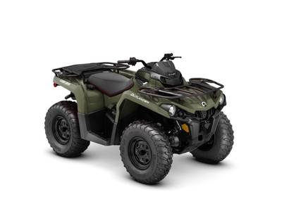 2018 Can-Am ATV Outlander™ 570