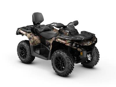 2018 Can-Am ATV Outlander™ MAX XT™ 850 Mossy Oak Break-up Country Camo