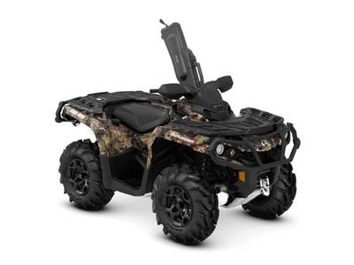 2018 Can-Am ATV Outlander™ Mossy Oak Hunting Edition 1000R