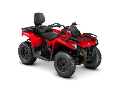 2018 Can-Am ATV Outlander™ MAX 570