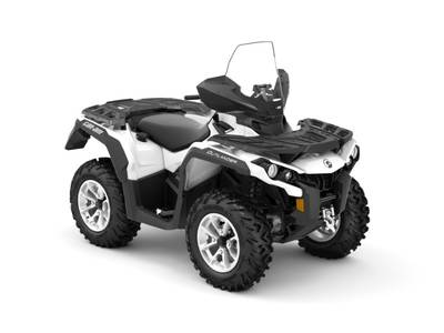 2018 Can-Am ATV Outlander™ North Edition 650 | 1 of 2
