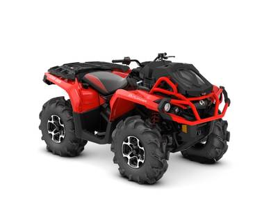 2018 Can-Am ATV Outlander™ X® mr 650