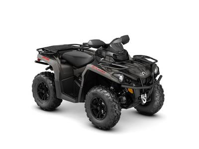 2018 Can-Am ATV Outlander™ XT™ 570