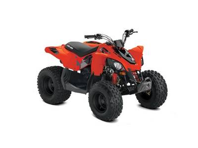2018 Can-Am ATV DS 90™